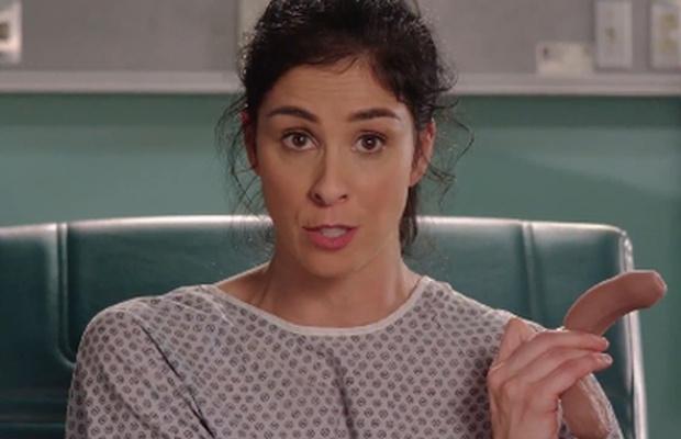 Sarah silverman sex video