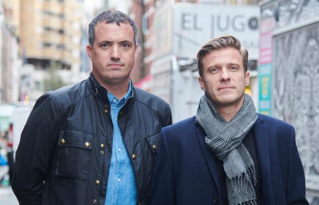 Grey London Hires Creative Directors Matt Moreland and Chris Clarke