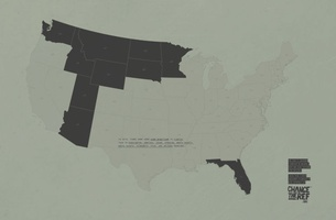 Change the Ref's Print Campaign Highlights Florida's Shocking Relationship with Guns