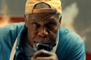 Danny Glover is Out of Time in Action-packed Samsung Spot from W+K Portland