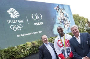 Team GB and Ocean Extend Their Exclusive Partnership to the Tokyo Olympic Games in 2020
