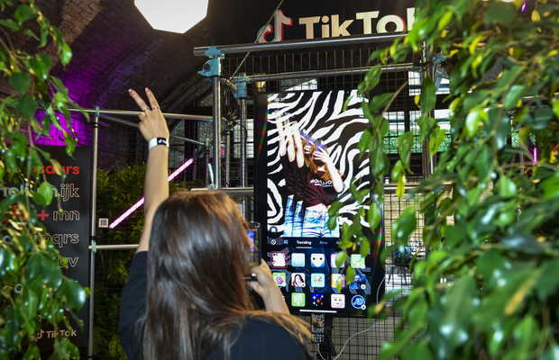 SEEN Welcomes You Back to Real Life Events with TikTok's #ForYouFest 2021