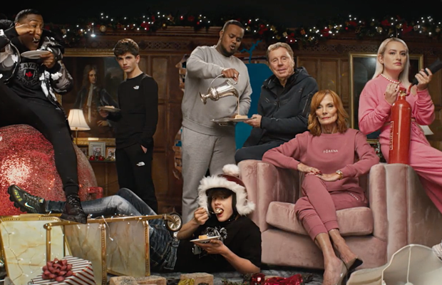 Footasylum Hijack Harry Redknapp's Traditional Christmas with YouTube's Yung Filly, Chunkz and Amelia
