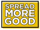 McKinney Launches #SpreadMoreGood Initiative