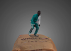Burger King: Tiny Tinie Performs a Whoppa on a Whopper