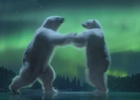 Pirouetting Polar Bears Bring Back Dancing on Ice in New ITV TVC