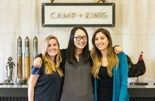 Camp + King Announces Three New Creative Appointments