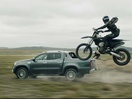 Mercedes-Benz Vans and The Royals Put The X-Class V6 Through its Paces in New Campaign