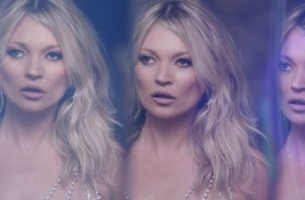 Kate Moss Has Got the Love in New Charlotte Tilbury Fragrance Campaign