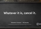 Whatever It Is, Cancel It
