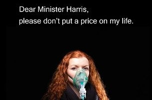 Rothco Asks the Government Not to Put a Price on the Lives of Cystic Fibrosis Patients