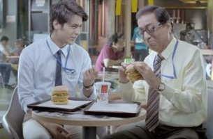 Leo Burnett India and McDonald's Bring People Together with 'The Social Burger'