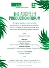 The Adgreen Production Forum