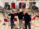 Recording an 18-piece Swing Band for Toyota at the Legendary Abbey Road