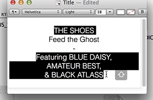 Dent De Cuir's 'Feed the Ghost' Wins Best Lyric Video at the UKMVAs