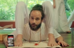 Reid Sheehan Latimer+Crew Helps Yelp Curate Yogis in New Campaign