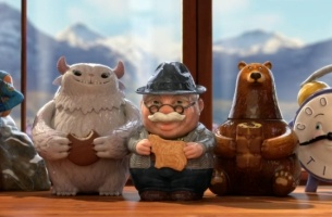 Meet the Milka Cookie Jars in New Campaign from W+K Amsterdam