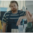 Pete Riski's Compelling Language Game Spot Doesn't Say a Word