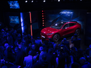 Ford Launches All Electric Mustang Mach-E at London's Marble Arch