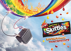Skittles Latest Campaign Features a Trapped Rainbow Interrogated by Sweet-Hungry Freaks