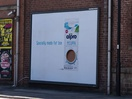 Yorkshire Tea Takes Back the Word 'Brew' by Correcting Alpro 'My Cuppa' Poster in Sheffield