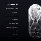 Poetic Piece for Blue Cross Germany Cleverly Covers Both Addiction and Recovery