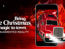 Coca-Cola's Iconic Christmas Truck Gets an AR Makeover