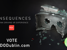 BBDO Dublin Nominated for Best Virtual Reality and 360 Video (Branded)