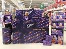 RPM & Cadbury Unwrap Christmas Joy at Tesco
