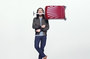 Samsonite Gets Serious with Tongue-in-cheek Campaign from The Full Service