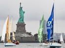Sustainable Development Goals Flotilla Welcomes Greta Thunberg to NYC