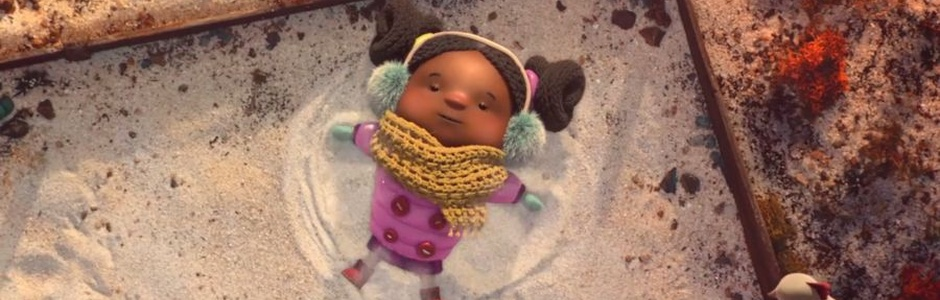 Little Girl Dreams of Snow in Charming Animation for South African Salt Brand
