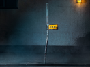 A Half-Mast Pole Bids Fond Farewell to the Finnish Taxi Rank
