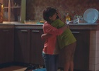 Families Share Moments of Joy on Christmas in Heartwarming Dishwashing Liquid Ads