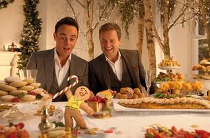 Morrisons Host Ant & Dec for Christmas