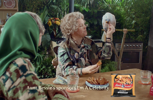 St Luke's Creates New Idents for Aunt Bessie's Sponsorship of I'm a Celeb