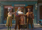 The Life of a WWII Survivor is Told in this Beautifully Animated Film