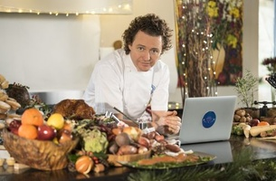 Mary's Meals Launches Christmas Campaign with Michelin Starred Chef Tom Kitchin