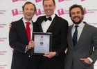 Santander Receive Prize For Record-Breaking Campaign