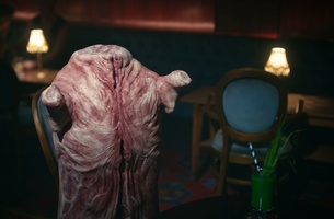Meaty Dreams in Big Red Button's New Spot for Leo Vegas Casino