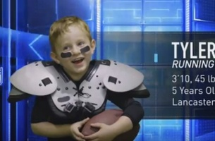 Tiny NFL Toddlers Get Drafted in Innocean's Hyundai Mockumentary