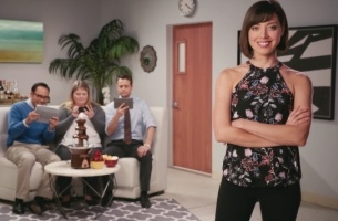 Aubrey Plaza Brings Comedy Chops to Cause + Effect's New Hulu Campaign