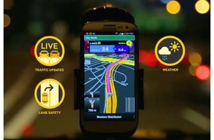 Leo Burnett Turns a Distraction On the Road Into a Life Saving Tool