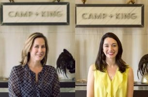 Camp + King Expands Strategy Team with Shannon Gillmore and Sally Kallet