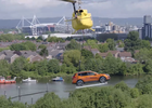 Nissan Saves the Champions League Trophy in Stunt Ad from Annex Films