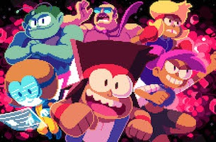 Cartoon Network Releases Action-Packed Ass-Kicking Promo for Animation 'OK K.O.'
