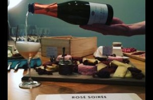 Riviera Dreaming at Passion Pictures Melbourne's Rosé Soirée