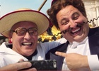 Gocompare.com's Gio Returns with Cabbie in Latest TVC