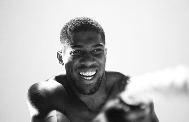 Hatch Works with Bulk Powders to Create Aspirational Campaign Featuring Anthony Joshua