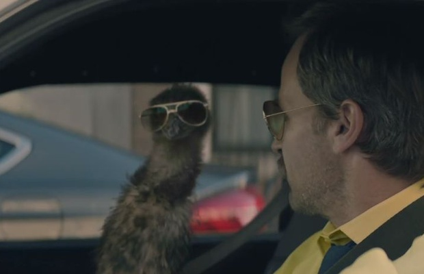 Dynamic Duo LiMu Emu and Doug Are the Stars of Liberty Insurance's New Campaign